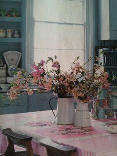 Country living inspiration Selina lake love the soft Hughes of color