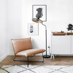 'Minimal Interior Design Inspiration' is a biweekly showcase of some of the most perfectly minimal interior design examples that we've found around the web - Interior Design Examples, Interior Design Inspiration, Home Interior Design, Design Ideas, Nordic Interior, Pastel Interior, Design Blogs, Luxury Interior, Interior Styling