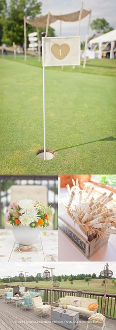 @Kelsey Myers look at the top pic... could re-create for table numbers/center piece??