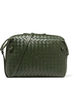 Green leather (Lamb) Zip fastening along top Designer color: Moss Comes with dust bag Made in Italy