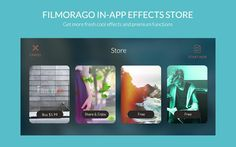 FilmoraGo - Free Video Editor v2.5.2 [Unlocked]   FilmoraGo - Free Video Editor v2.5.2 [Unlocked]Requirements:4.2Overview:A pretty powerful video editor application which will not stamp a watermark or place a time limit on your clip. With FilmoraGo making video with music and effects FilmoraGo helps you make funny videos and relive your memories anywhere. And your amazing video could be easily shared to your friends on Youtube Instagram Facebook WhatsAPP .ect…