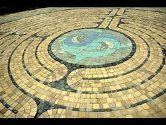 Walking the Labyrinth at Edgar Cayces A.R.E. in Virginia Beach, VA:     I lived in VA Beach for a couple of years and walked the Labyrinth often. It was beautiful and peaceful and over-looked the ocean. There is also a meditation garden next to it, which is gorgeous and a reflexology path that you walk with your shoes off. I wish we had one in New Jersey. Walking it felt like instant calm.