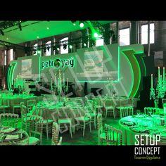 Petroyağ 25. Yıl Gala Gecesi sahne dekor tasarımı. #sahne #dekor #sahnedekor #stage #stagedesign #design #corprorateemeeting #gala #lansman #event #launch