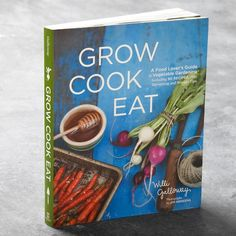 Grow Cook Eat - starting my garden this spring so this is very interesting