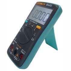 RICHMETERS RM102 True RMS Multifunctional LCD Digital Multimeter