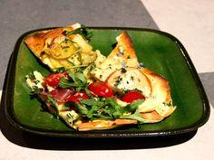 Tris di pizza bianca | Recept från Köket.se