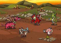 Dragon Pack 2 - RPG Creature
