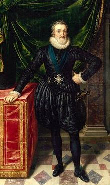 Henri de Navarre éta