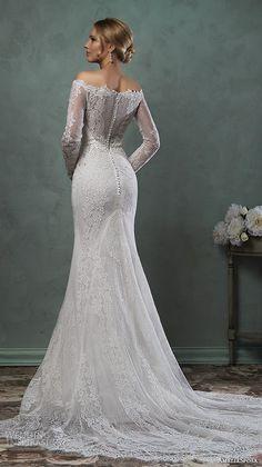 Amelia Sposa 2016 Wedding Dresses | Wedding Inspirasi