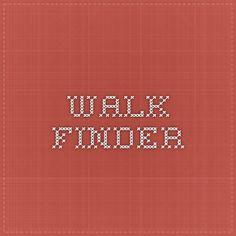 Walk Finder _London