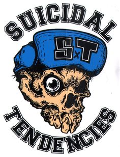 The official Suicidal Tendencies band stickers. Ukulele Stickers, Band Stickers, Heavy Metal Art, Heavy Metal Bands, Illustration Photo, Illustrations, Old School Skateboards, Concert Posters, Guitar Posters