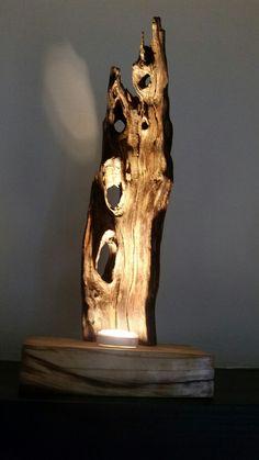 Driftwood Lamp / Nidaninwoodwork