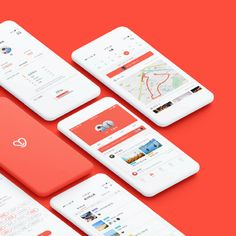 GACHI : 가치 - 모바일 앱 디자인