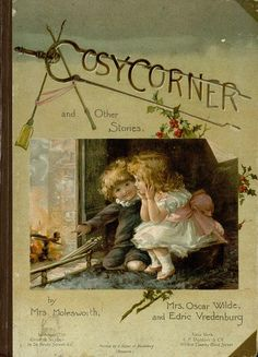 Mrs. Oscar Wilde contributed to this volume of stories, A Cosy Corner