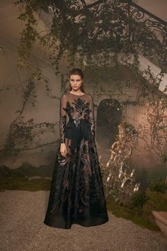 Alberta Ferretti Limited Edition Spring 2018 Couture Fashion Show Collection