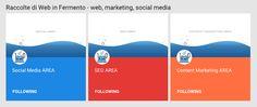 #Googleplus attiva le raccolte su tutti i profili e le pagine: ora raccogliere le info e' piu' semplice e immediato! #googleplusraccolte #socialmediatips