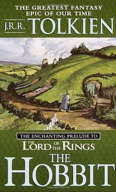 The Hobbit by J.R.R. Tolkien, http://www.amazon.com/dp/0345339681/ref=cm_sw_r_pi_dp_q0rZpb01SJN3Z