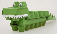 crocodile paper character - Google 검색