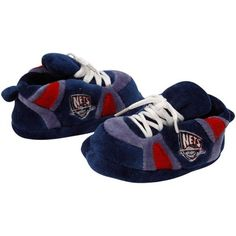 NBA : New Jersey Nets Baby Slippers