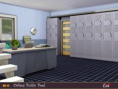 evi's Orfeus Public Pool House Interiors, Perfect Place, Tub, Locker Storage, Public, Community, Furniture, Home Decor, Bathtubs