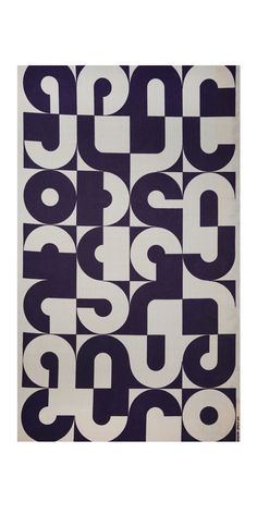 wall hanging for Herman Miller by Alexander Girard (1972)