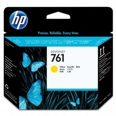 HP oryginalny głowica drukująca CH645A, yellow, HP 761, HP DesignJet T7100