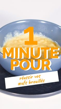 How to make scrambled eggs? Gf Recipes, Brunch Recipes, Healthy Recipes, Buzzfeed Tasty Videos, Healthy Omelette, Homemade Cheese Sauce, Baking Tips, How To Cook Pasta, French Food