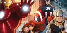 Need a Saturday morning cartoon fix? Start by binge-watching these five awesome superhero shows.
