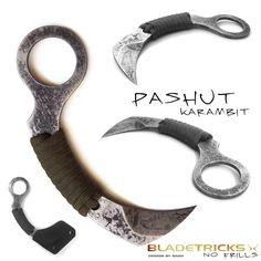 SOLD - Bladetricks Pashut Karambit