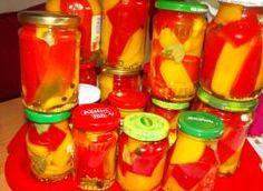 Papryka konserwowa Food And Drink, Stuffed Peppers, Vegetables, Cooking, Amazing, Kitchen, Stuffed Pepper, Vegetable Recipes, Stuffed Sweet Peppers