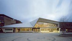 VENNESLA LIBRARY AND CULTURE HOUSE – VENNESLA, NORWAY