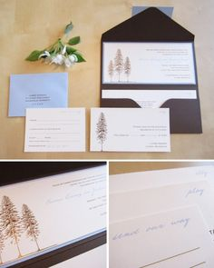 These would definitely be pretty for our rustic wedding.