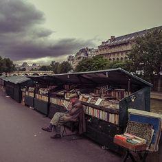 The Bouquiniste Paris