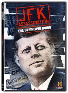 """JFK Assassination: The Definitive Guide"", on DVD"