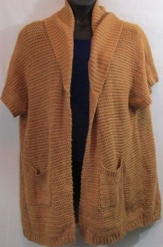 Venezia Jeans Plus Size Blue Knit Cardigan Sweater With Matching ...
