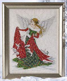 Joan Elliott XMas Angel