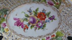ANTIQUE-MEISSEN-DRESDEN-RETICULATED-BASKET-PLATE-WITH-FLORAL