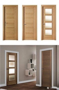 Benefits that you could derive by using the interior wood doors for your home or office. Oak Interior Doors, Door Design Interior, Interior Design Living Room, Wooden Door Design, Front Door Design, Wooden Doors, Double Front Entry Doors, Flush Doors, Wood Interiors