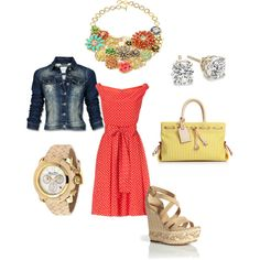 Spring, created by christina1969 on Polyvore