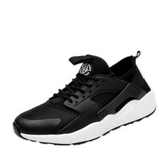 pretty nice ac4ec a2f52 New 2017 Running Shoes Mens Sneakers Black Red Gym Sport Shoes Breathable  Summer Jogging Sneakers Men