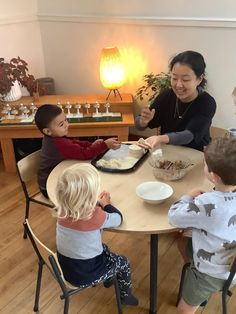 Our tamariki enjoyed making dumplings to celebrate the Chinese New Year! What a treat😋Thank you Luo Sang for sharing this culture experience with us! #Childcare #Daycare #Kindergarten #Preschool #EarlyLearning #EarlyEducation #EarlyChildhoodEducation #LearningLinks #LearningLinksChildcare #Montessori #EarlyChildhood #ECE #DunedinNZ #Toddlers #Infant #Snugglies #Snuggly #MontessoriEducation #MontessoriActivities #MontessoriPlay #MontessoriKids #MontessoriToddlers #ChineseNewYear Montessori Education, Montessori Activities, Early Education, Early Childhood Education, How To Make Dumplings, New Year Celebration, Chinese New Year, Early Learning, Pre School