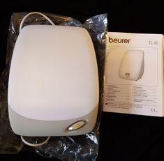 Lampe de Luminotherapie Beuer Lt40