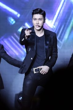 Siwon | Baidu Concert 131222
