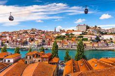 Städtereise nach Porto: Entdecke die bunte portugiesische Barockstadt! 3 Tage ab 89 € | Urlaubsheld
