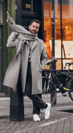 Layered men's fashion