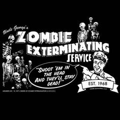Zombies Exterminating Service