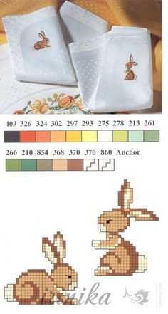 Ideas for embroidery animals galleries Mini Cross Stitch, Cross Stitch Cards, Cross Stitch Animals, Cross Stitching, Cross Stitch Embroidery, Embroidery Patterns, Hand Embroidery, Easter Cross, Cross Stitch Designs