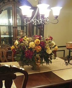unique formal centerpieces dining table Custom Rustic