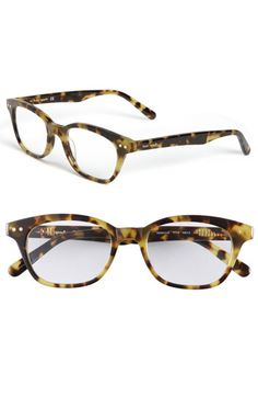 if i needed to wear glasses these would be my jam #katespade
