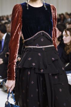 Lanvin | Paris Fashion Week | Fall 2016 - welcome in the world of fashion